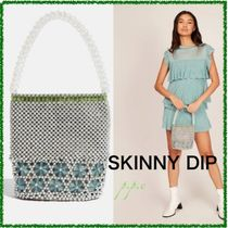 SKINNYDIP Party Style Elegant Style Formal Style  Party Bags