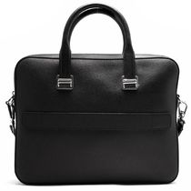 Dunhill Plain Leather Business & Briefcases