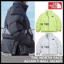THE NORTH FACE WHITE LABEL Unisex Street Style Down Jackets