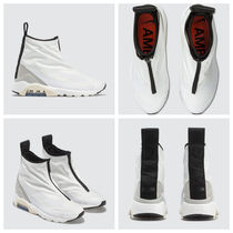 AMBUSH Street Style Collaboration Low-Top Sneakers