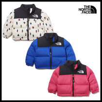 THE NORTH FACE Unisex Street Style Baby Girl Outerwear