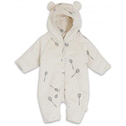 Unisex Organic Cotton Baby Girl Outerwear