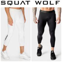 SQUAT WOLF Street Style Yoga & Fitness Bottoms