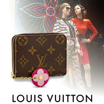 Louis Vuitton ZIPPY COIN PURSE Monogram Canvas Coin Purses