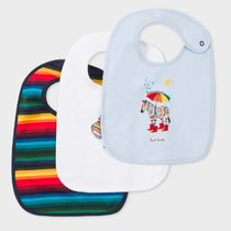 Paul Smith Unisex Baby Girl Bibs & Burp Cloths