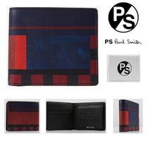 Paul Smith Other Check Patterns Saffiano Blended Fabrics