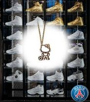 Nike AIR JORDAN Unisex Collaboration Necklaces & Pendants