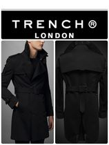 TRENCH LONDON Plain Trench Coats