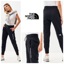 THE NORTH FACE Casual Style Street Style Plain Cotton Long Pants