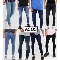 ASOS Denim Street Style Skinny Fit Jeans & Denim
