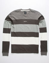RVCA Street Style Cotton T-Shirts