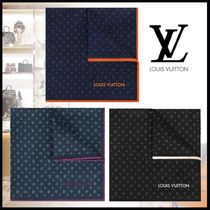 Louis Vuitton MONOGRAM Monogram Silk Handkerchief