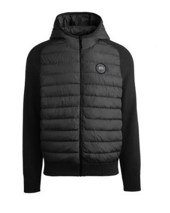 Short Wool Down Jackets