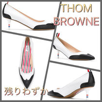 THOM BROWNE Casual Style Leather Shoes