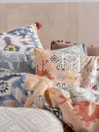 Comforter Covers Geometric Patterns Co-ord Duvet Covers