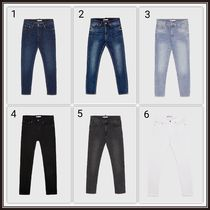 ZARA Denim Street Style Cotton Skinny Fit Jeans & Denim