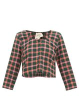 ace&jig Other Check Patterns Cotton Shirts & Blouses