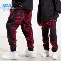 THE NORTH FACE Printed Pants Paisley Unisex Sweat Plain Patterned Pants
