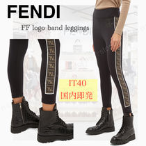 FENDI Monogram Long Bottoms
