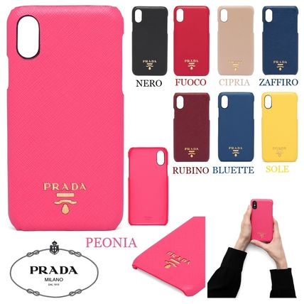 Plain Other Animal Patterns Leather Smart Phone Cases