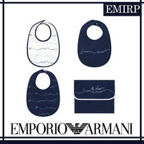 EMPORIO ARMANI Baby Boy Bibs & Burp Cloths