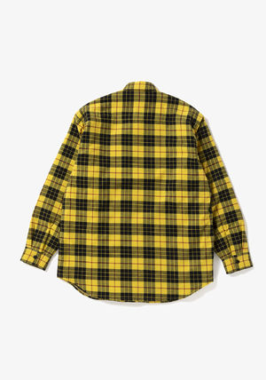 FRED PERRY Shirts Tartan Street Style Long Sleeves Cotton Shirts 3