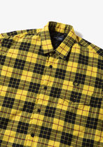 FRED PERRY Shirts Tartan Street Style Long Sleeves Cotton Shirts 4