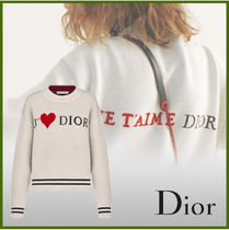 Christian Dior Other Check Patterns Cashmere Elegant Style Cashmere