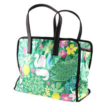 kate spade new york Flower Patterns Nylon Other Animal Patterns Totes