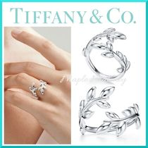Tiffany & Co Costume Jewelry Silver Elegant Style Rings