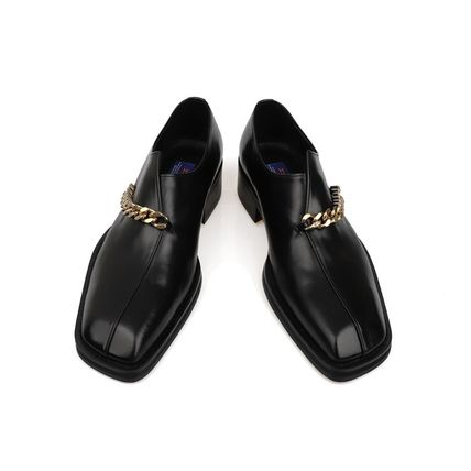 HUMANT Loafers Unisex Leather Loafers & Slip-ons