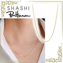 Ron Herman Chain Handmade Party Style 18K Gold Necklaces & Pendants