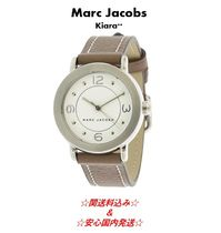 MARC JACOBS Casual Style Round Office Style Analog Watches