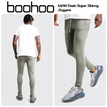 boohoo Sweat Skinny Fit Pants