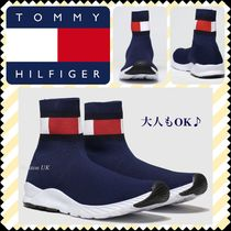Tommy Hilfiger Unisex Street Style Kids Girl Boots