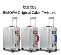 RIMOWA ORIGINAL Blended Fabrics Hard Type TSA Lock Carry-on
