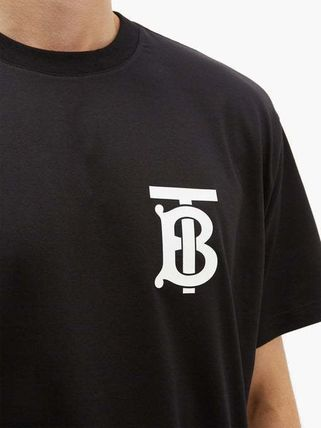 Burberry More T-Shirts Cotton Short Sleeves Luxury T-Shirts 2