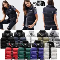 THE NORTH FACE Nuptse Casual Style Unisex Street Style Vest Cardigans