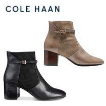 Cole Haan Leather Ankle & Booties Boots