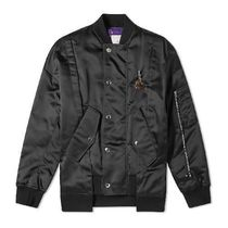Palm Angels Logo Souvenir Jackets