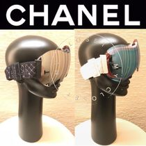 CHANEL ICON Blended Fabrics Street Style Handmade Hobies & Culture
