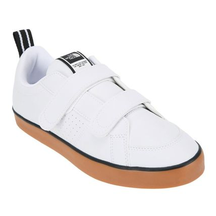 THE NORTH FACE WHITE LABEL Unisex Street Style Logo Sneakers