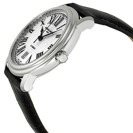 FREDERIQUE CONSTANT Analog Unisex Blended Fabrics Mechanical Watch Analog Watches 3