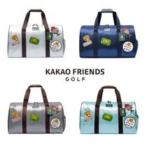 KAKAO FRIENDS Unisex Nylon Collaboration Boston & Duffles