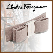 Salvatore Ferragamo Party Style Elegant Style Hair Accessories