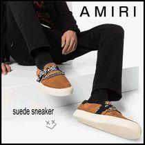 AMIRI Leather Loafers & Slip-ons