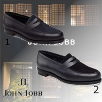 John Lobb Leather Loafer & Moccasin Shoes