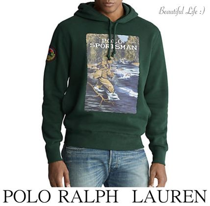 POLO RALPH LAUREN Hoodies Pullovers Long Sleeves Hoodies
