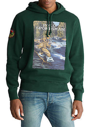 POLO RALPH LAUREN Hoodies Pullovers Long Sleeves Hoodies 2