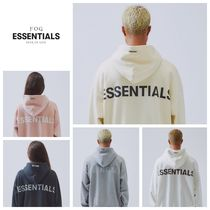 FEAR OF GOD ESSENTIALS Pullovers Unisex Sweat Street Style Oversized Hoodies